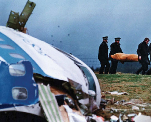 SINCE: THE BOMBING OF PAN AM FLIGHT 103